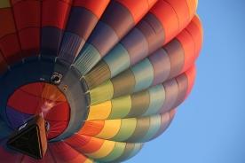 Balloon fest in New York