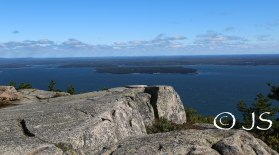 Summit view from Acadia